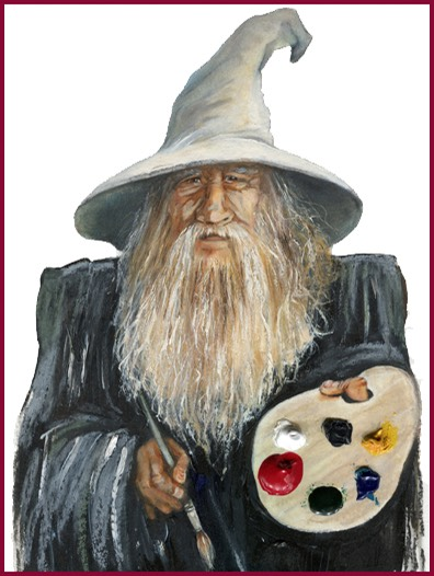 The Painting Wizard